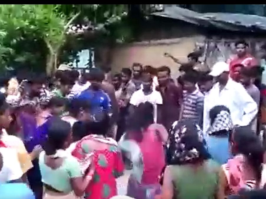 Assam: Mother-son duo lynched by irate mob in Tinsukia