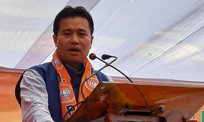 Manipur crisis: Minister Biswajit to meet party leadership soon