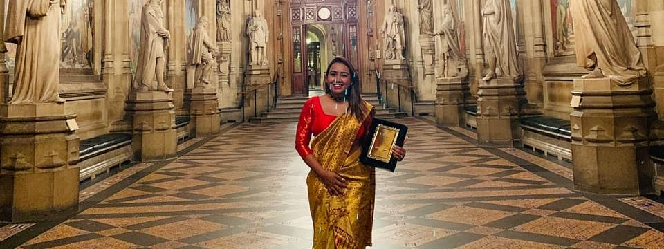 Karishma Kakoti was also a recipient of four national awards in 2018