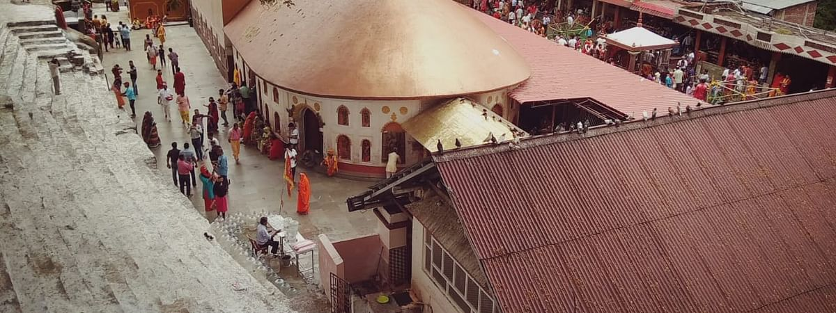 The Shakti Peethas are significant shrines and pilgrimage destinations in Shaktism, the goddess-focused Hindu tradition. Kamakhya temple atop Nilachal hills in Guwahati, Assam is one of the 51 Shakti Peethas