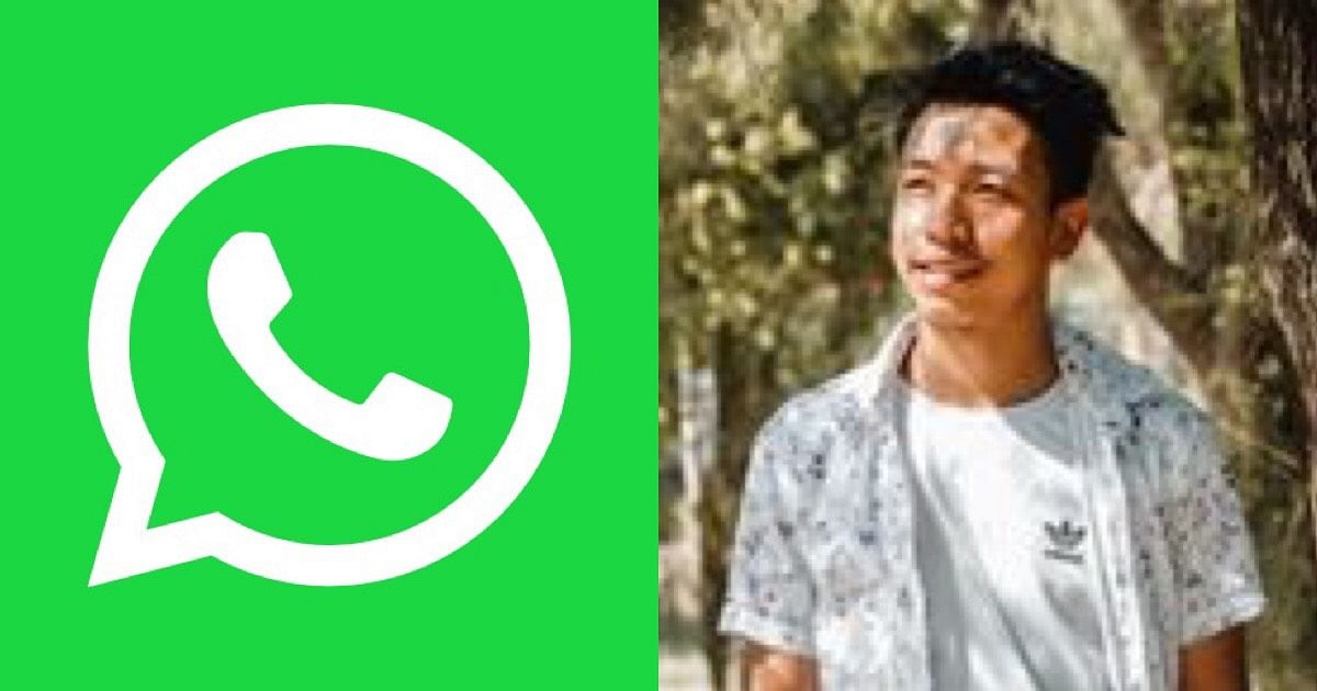 Facebook honoured Manipur engineer Zonel Sougaijam for discovering a bug on WhatsApp
