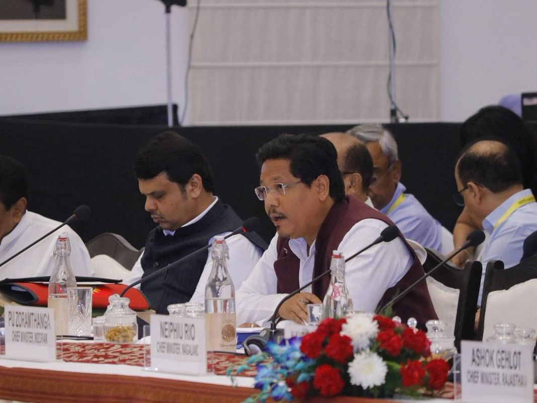 If Conrad K Sangma has his way, Meghalaya may soon buzz with trade