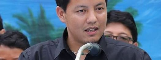 Sikkim MP Indra Hang Subba