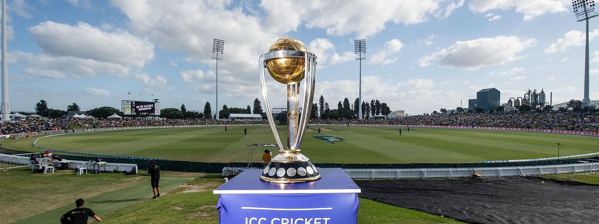 The 12th ICC Cricket World Cup is being hosted by England and Wales