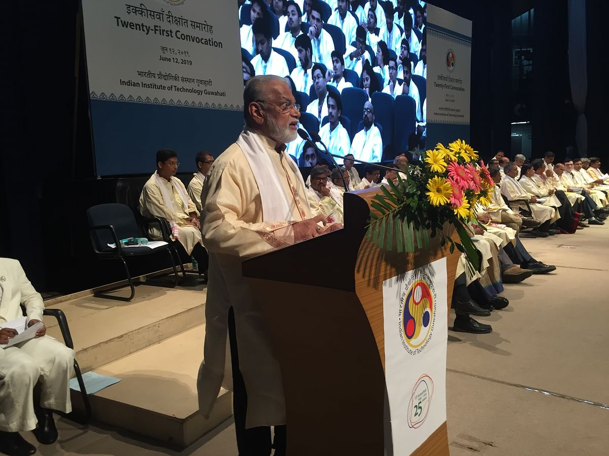 Former ISRO K Radhakrishnan chief said that India's success in space science is the team excellence with a sublime blend of inventive power of youth and wisdom of elders brought to the table