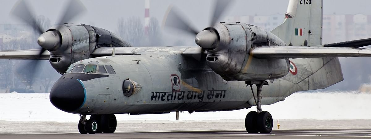 IAF AN-32 aircraft with 13 on board missing in Arunachal: LIVE