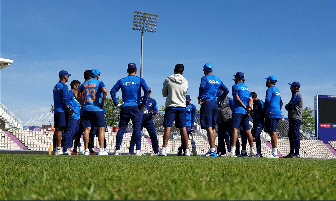 World Cup: Men in Blue to become Men in Orange against England?