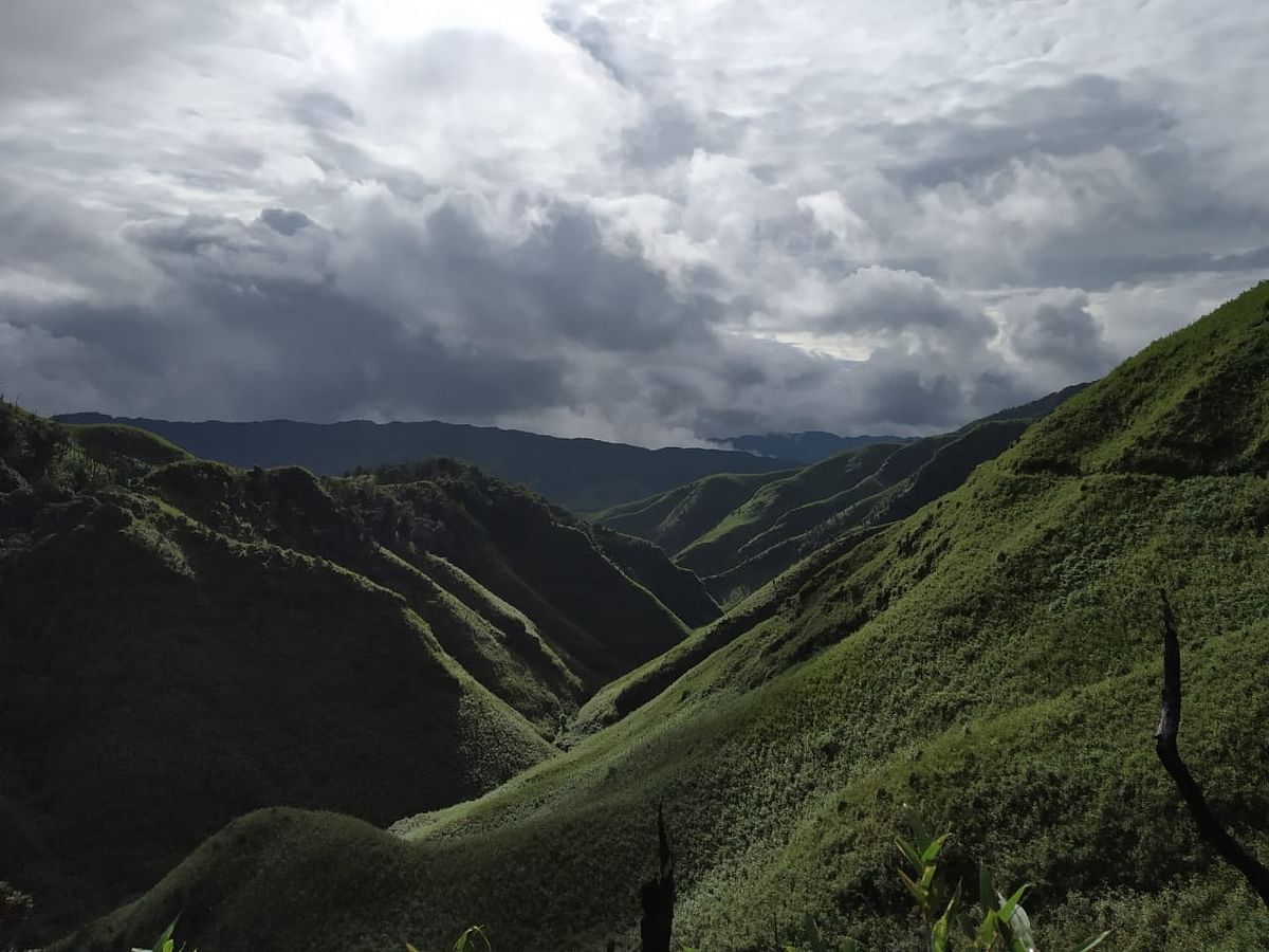 Nagaland's Dzukou Valley is officially a plastic-free zone