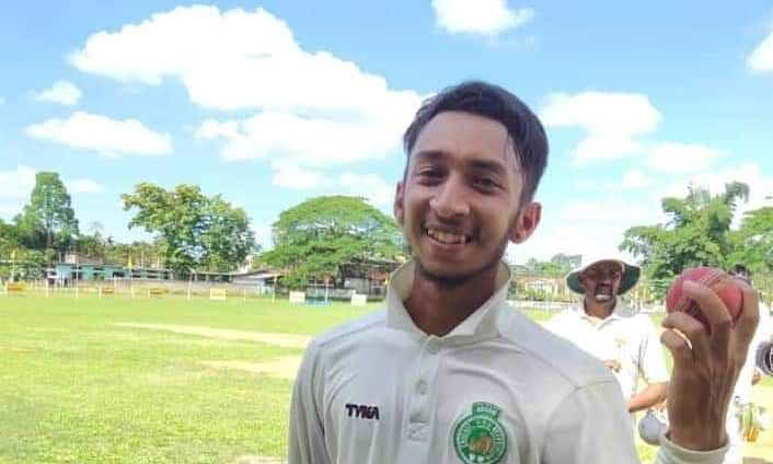 Assam boy scores a perfect 10 by taking all wickets in an innings