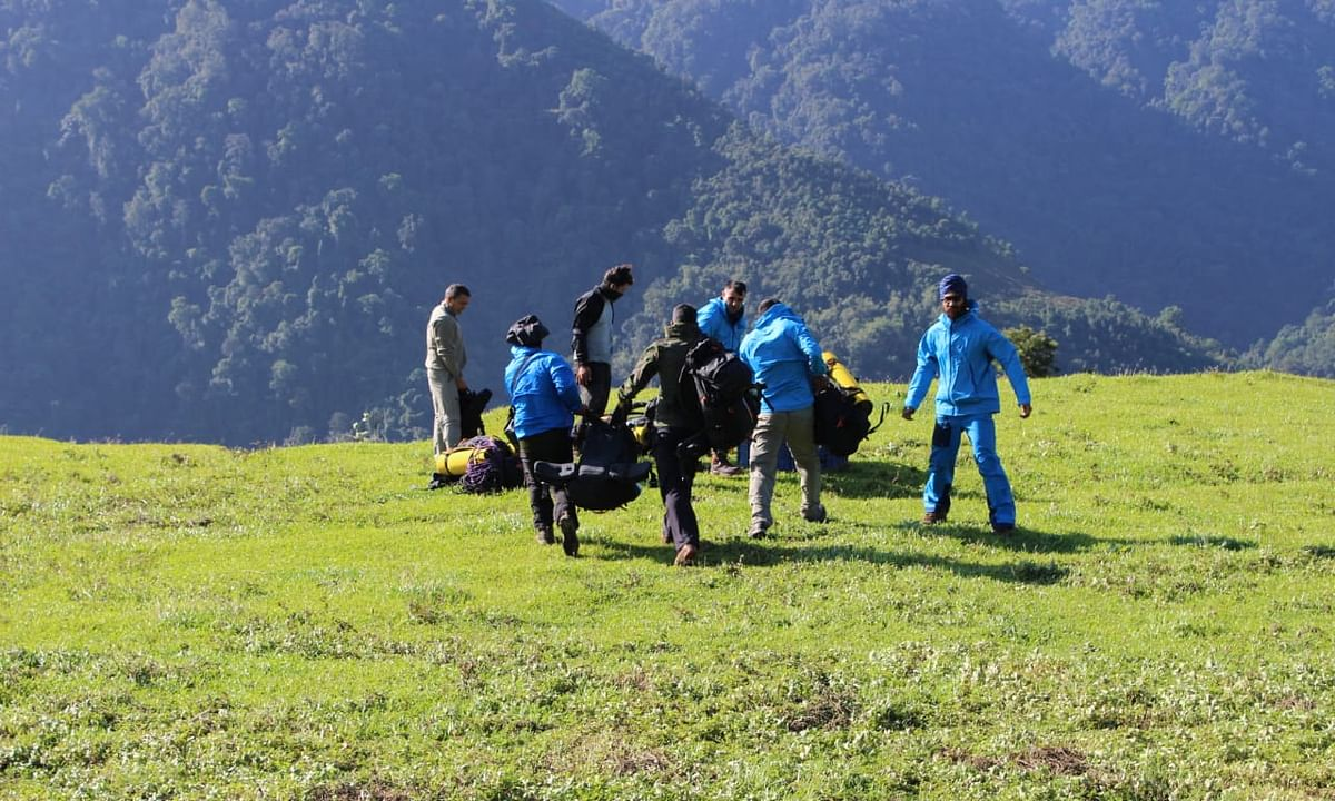 IAF completes induction of 15 mountaineers near AN-32 crash site