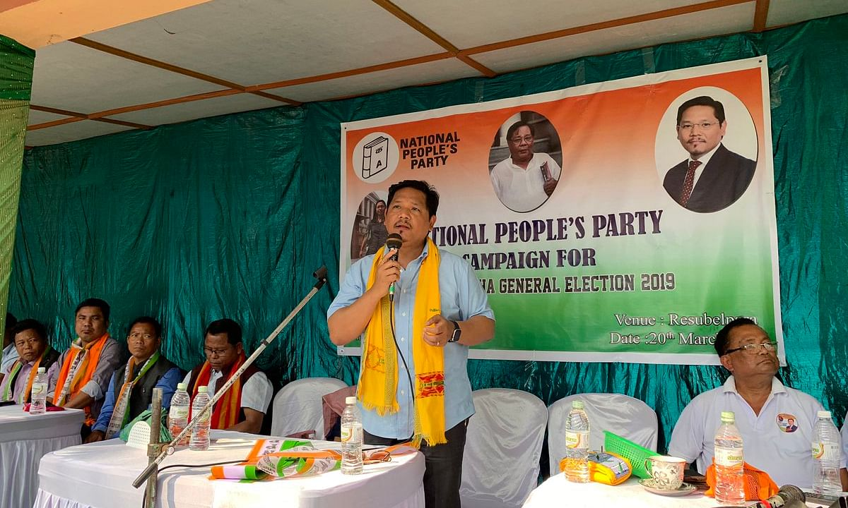 National People's Party 1st from NE to get 'national party' tag