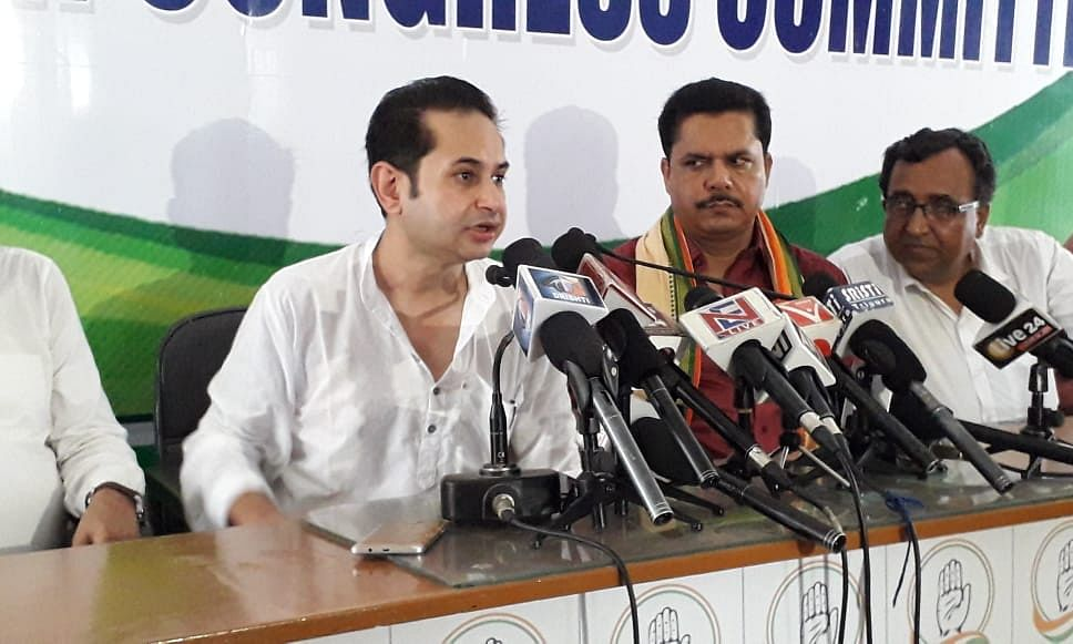 Tripura Cong gears up for forthcoming panchayat elections