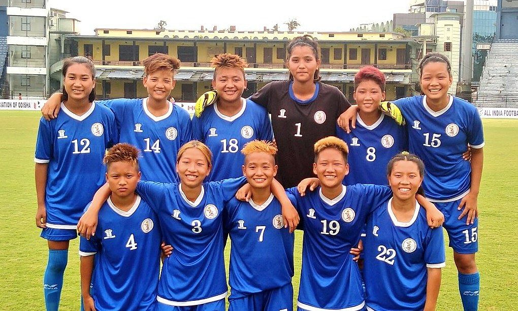 Hero Sub-Junior Girls' NFC: With silver, Arunachal makes history
