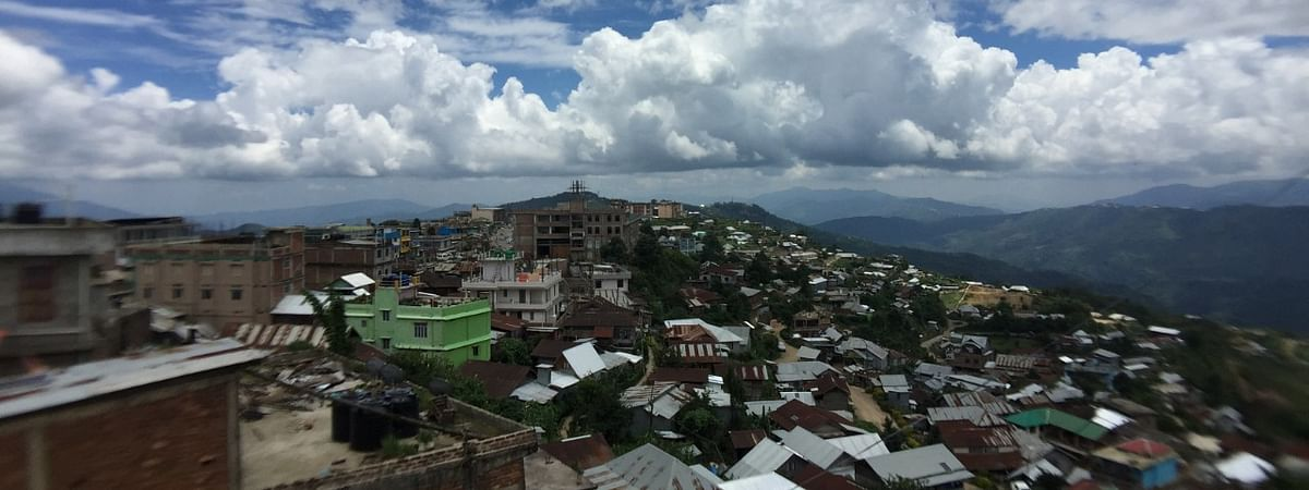Ukhrul is the highest hill district of Manipur in Northeast India