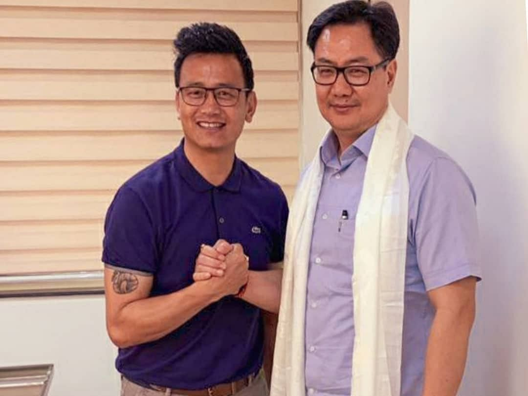 Young Leaders Connect: Kiren Rijiju named new chairperson