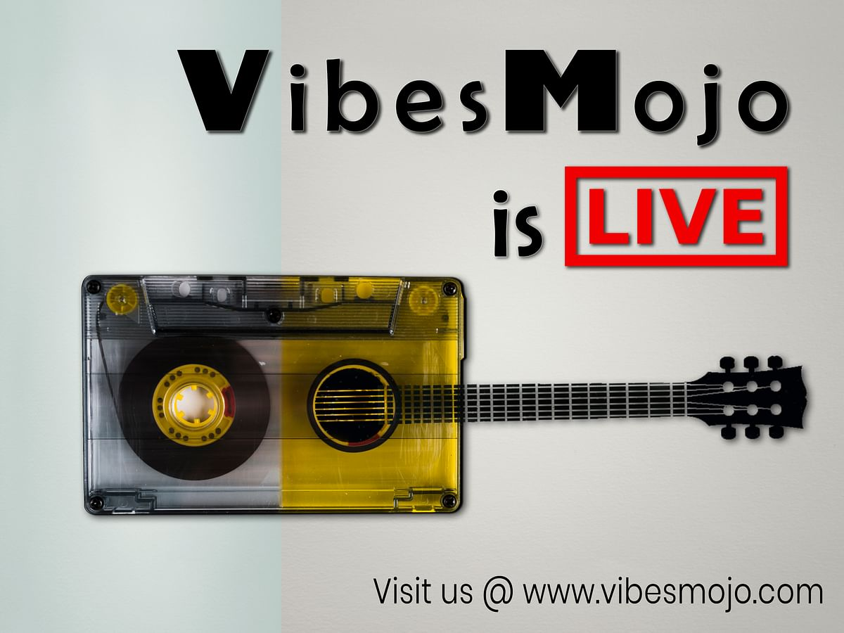 VibesMojo is now LIVE: Your go-to portal for music & lifestyle