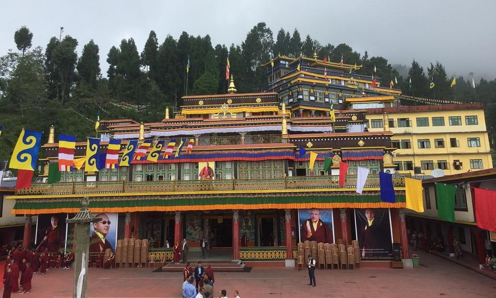 34th birth anniversary of Ogyen Trinley Dorje celebrated in Sikkim