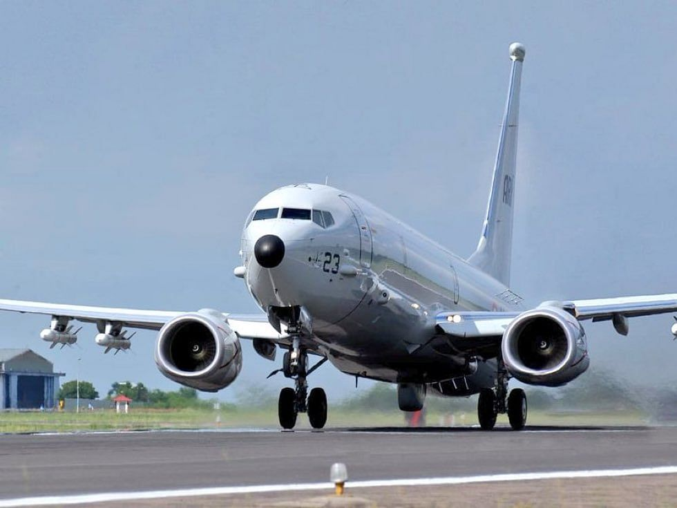 Missing AN-32: Navy's P8i carrying out search ops in Arunachal