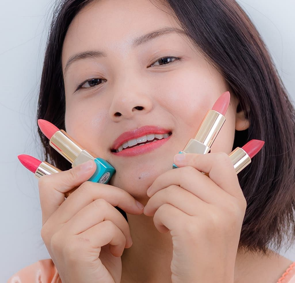 Ukhrul native Tuingam Louzha Angkang, 23, is making headlines in the state with her first cosmetic line -- Secrets Cosmetics