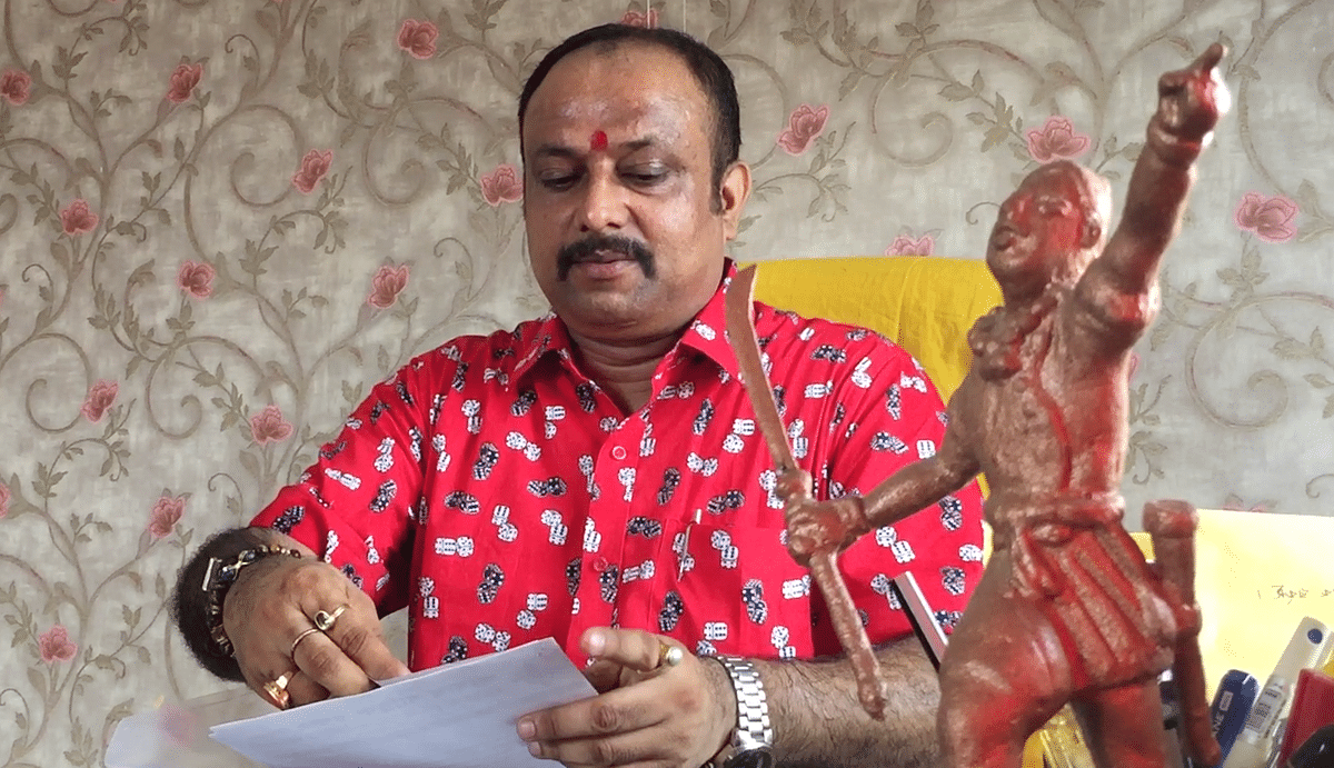 Abhijit Sharma, president of Assam Public Works, filed an affidavit in the Supreme Court in 2009