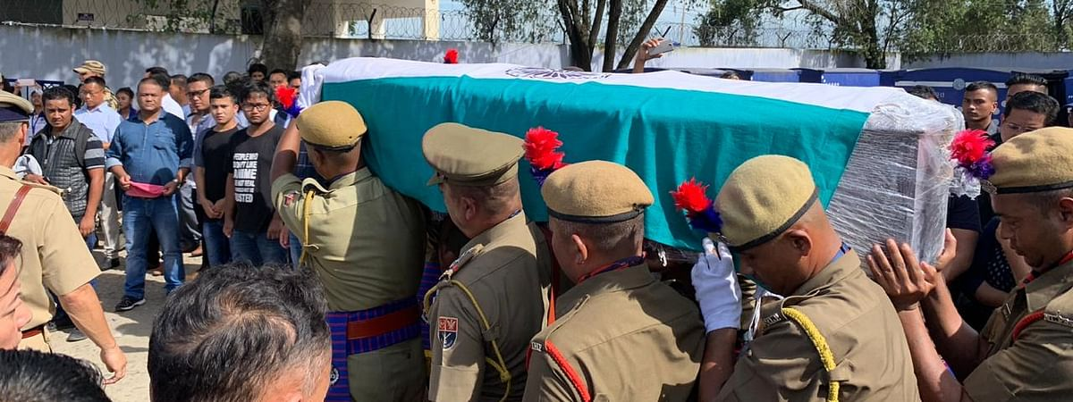 The state funeral for the former chief minister will take place at Sohra on July 31, followed by the burial at Shella, Donkupar Roy's home constituency in Meghalaya