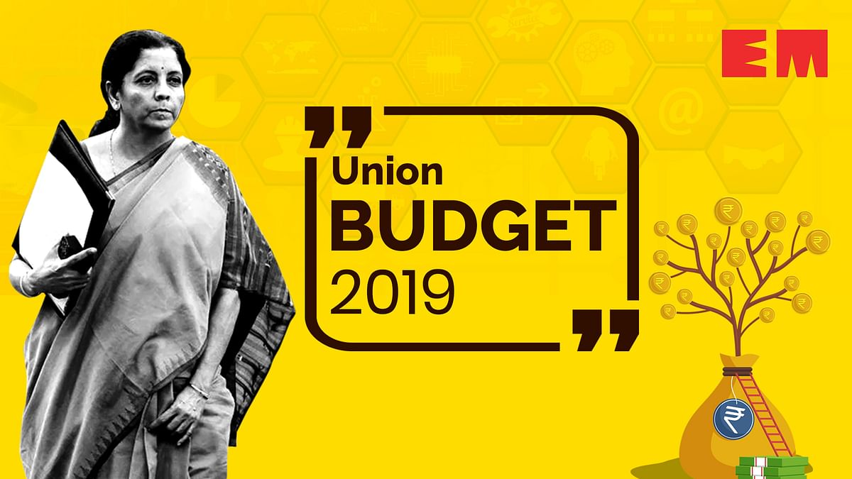 The Union Budget 2019 was presented in Parliament by Union finance minister Nirmala Sitharaman on Friday
