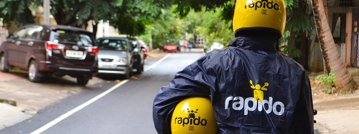 Rapido follows a dual helmet policy for safety of both its 'captains' and customers
