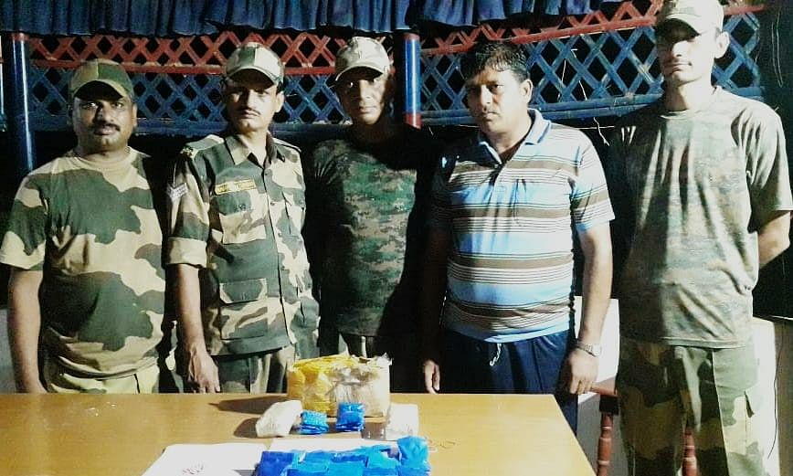 Tripura: Contraband items worth over Rs 1 crore seized, 3 held