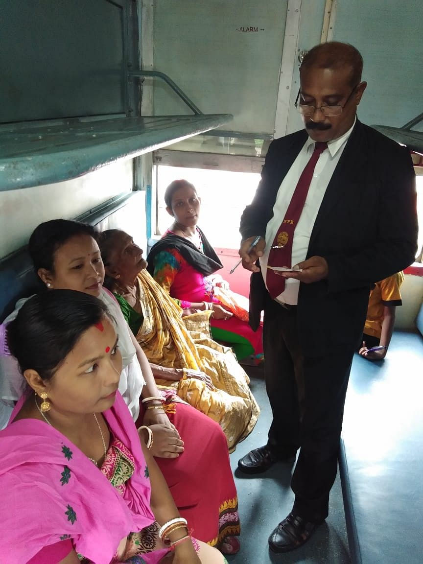 Northeast Frontier Railway hopes that the new initiative will be supported by all sections of its passengers