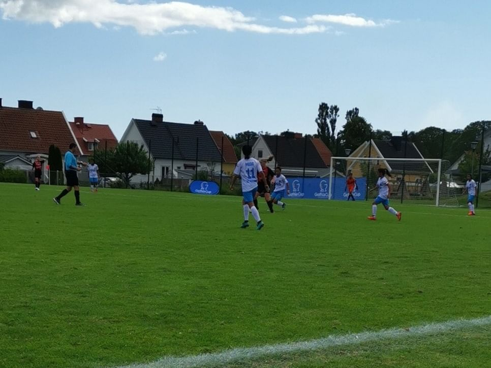 Deferred LIVE: Gothia Cup | SC Nagaland vs IF Brommapojkarna