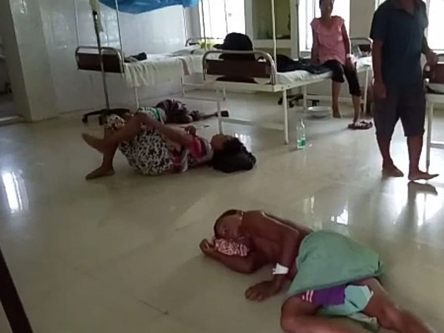 If you aren't moved by these Tripura patients, nothing else will