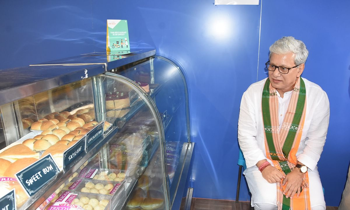 Now, have bakery items, beverages made by prisoners in Tripura