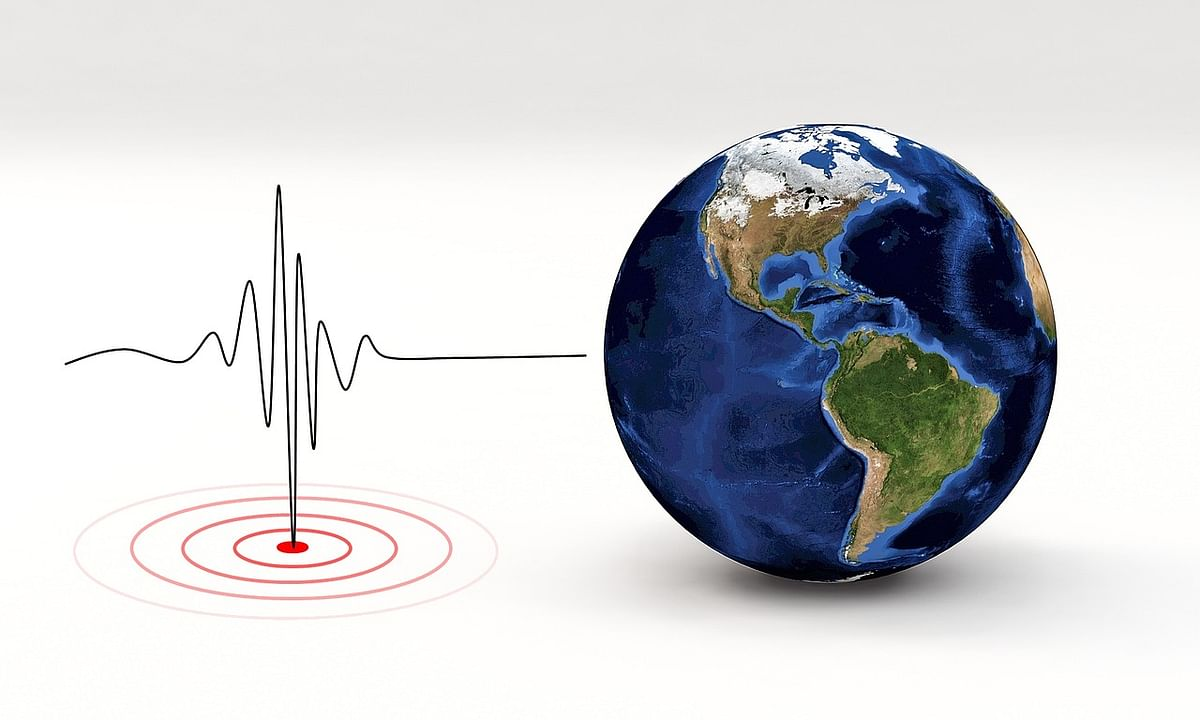 Another earthquake of 5.5 magnitude jolts Arunachal, 4th in 24 hrs