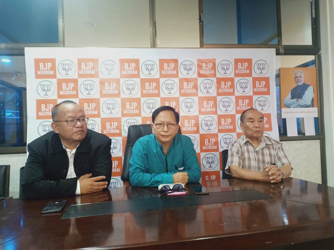 Mizoram: BJP clarifies stand on new 'Christian Missionary Cell'