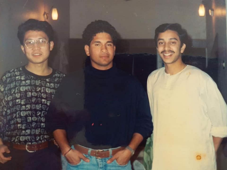 Guwahati cops thought former Indian cricketer Sachin Tendulkar was 'kidnapped' by the ULFA when some members of the Indian cricket team had gone out for a drive with former Guwahati hotelier Agnirath Chowdhury and his friends in the early 1990s