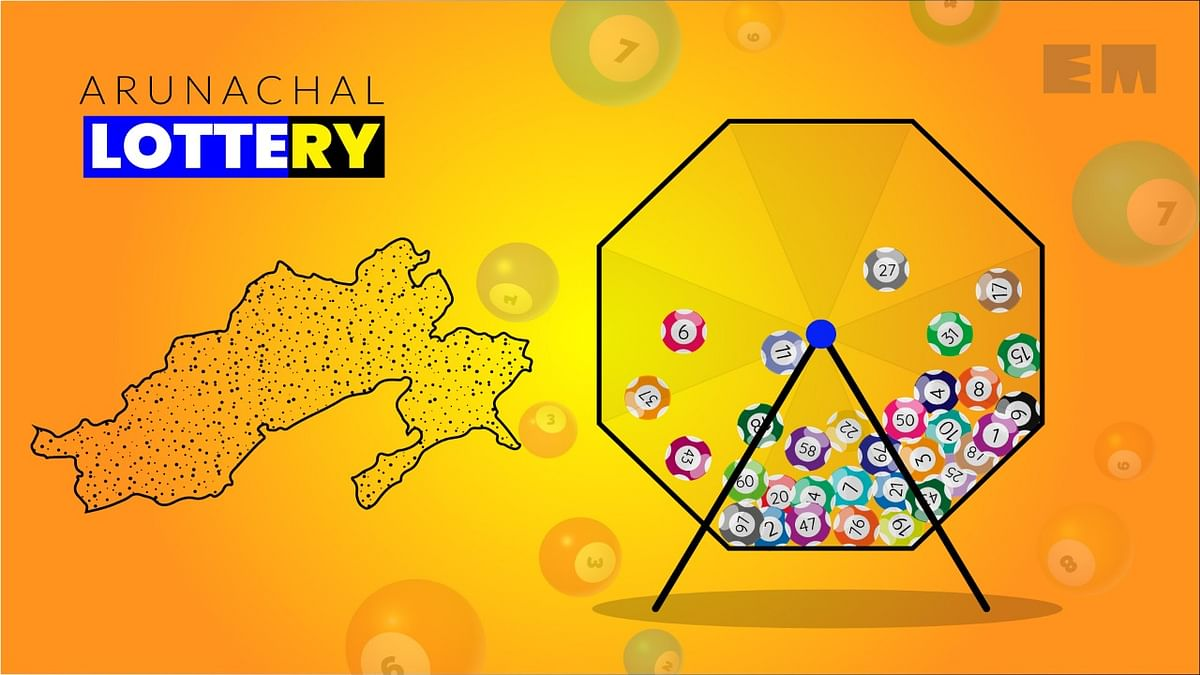Result of Singam Heap Evening lottery will be released on the official website of Arunachal Pradesh state lotteries