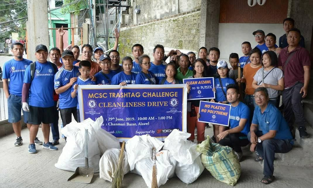 How this Mizo Chelsea FC fan club is putting Mizoram on global map