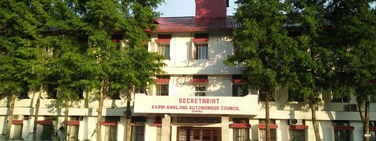 The meeting was supposed to be held at the conference hall of Karbi Anglong Autonomous Council