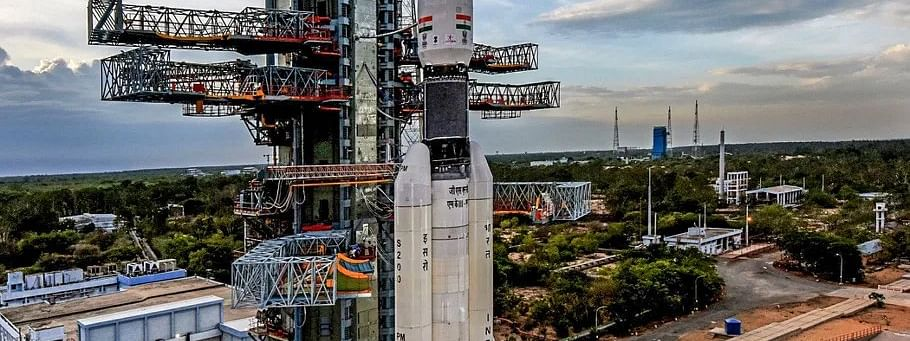 Chandrayaan 2 will lift off from the Satish Dhawan Space Centre in Sriharikota, Andhra Pradesh at 2.43 pm on Monday