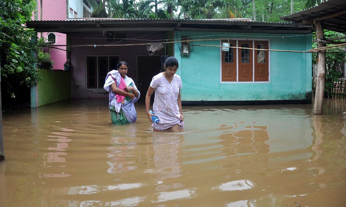 Assam flood: Year after year, same old story of disaster & despair