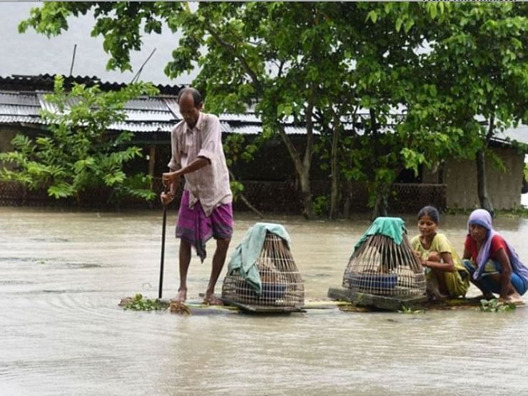 Assam floods: Bollywood star Amitabh Bachchan donates Rs 51 lakh