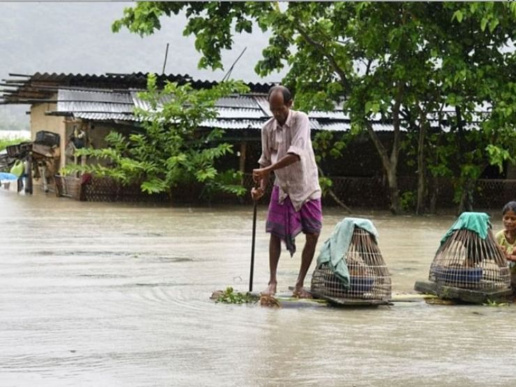 Assam floods: Will Modi 2.0 find a solution?
