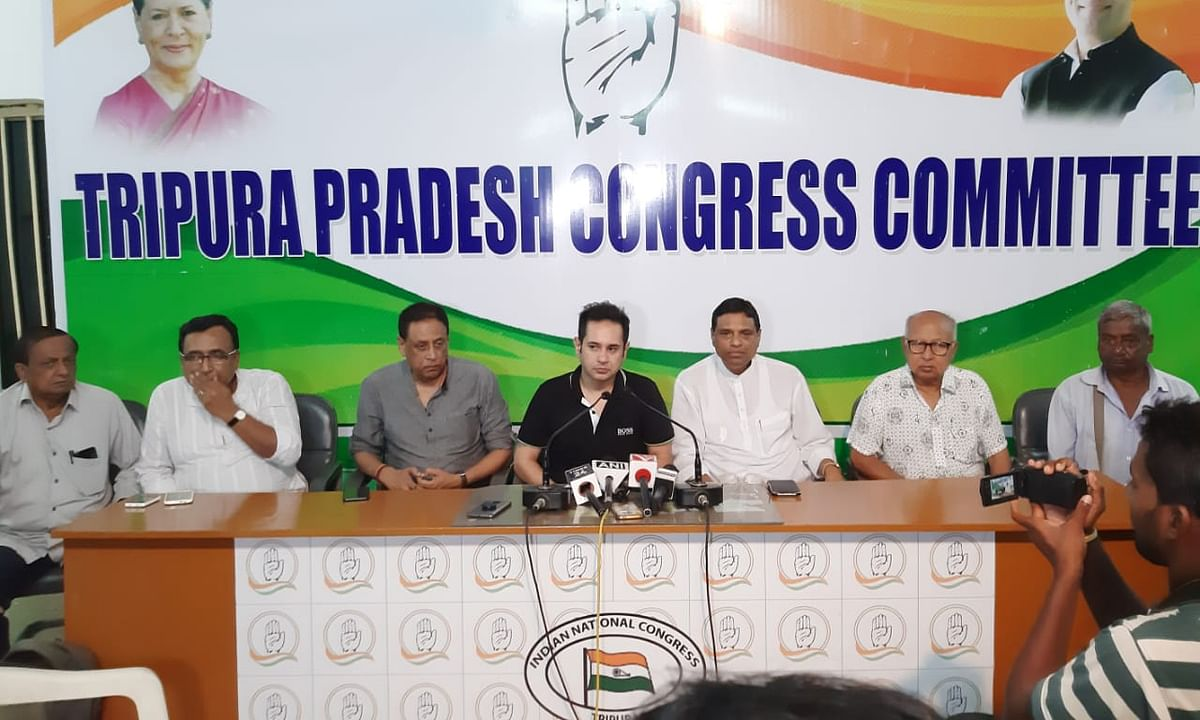 Tripura tops in political violence in NE: state Cong chief Pradyot