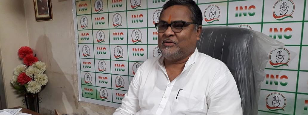 Senior Congress leader Subal Bhowmik
