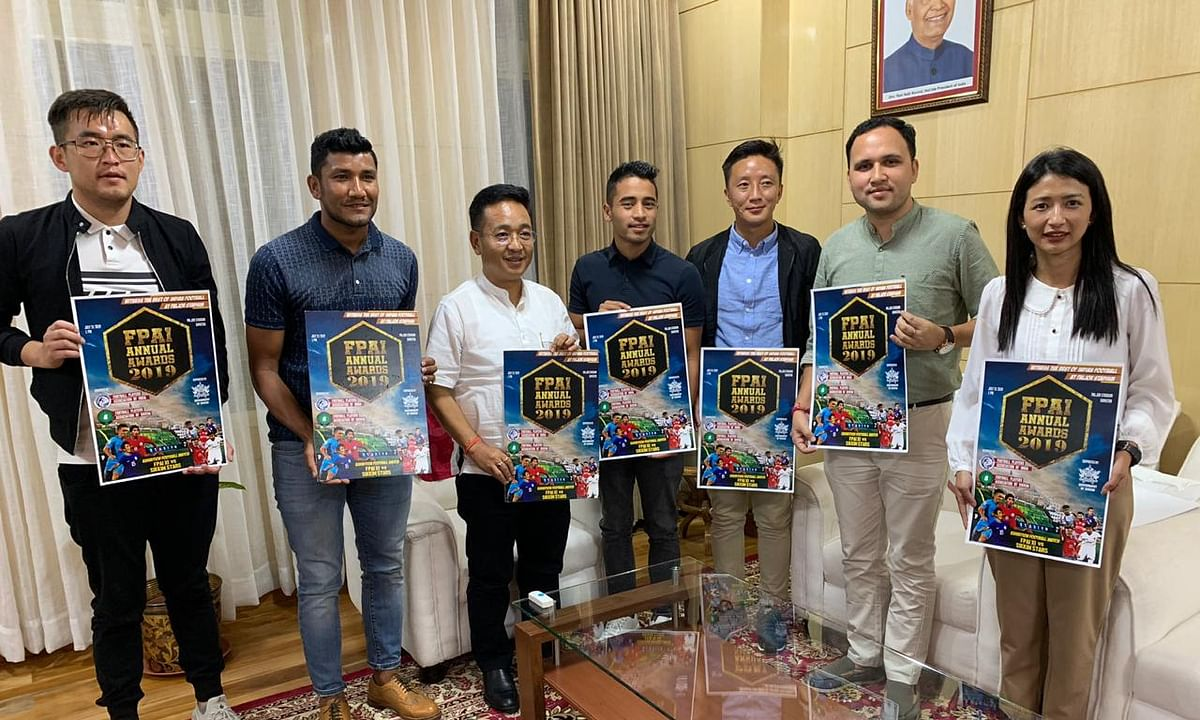 Football star Sunil Chhetri to attend awards ceremony in Sikkim
