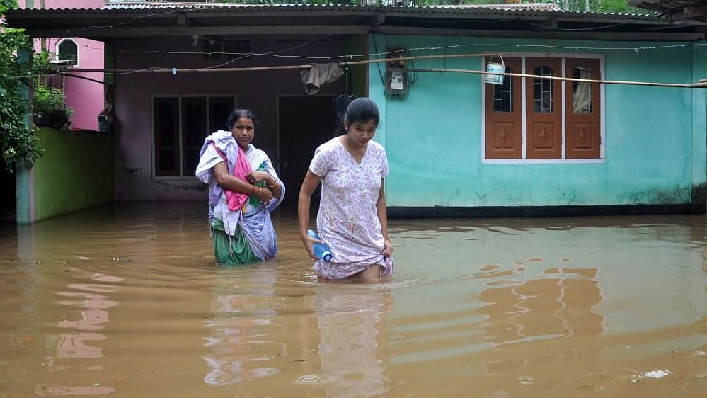 66 dead, 6 lakh affected in 2nd wave of flood in Assam