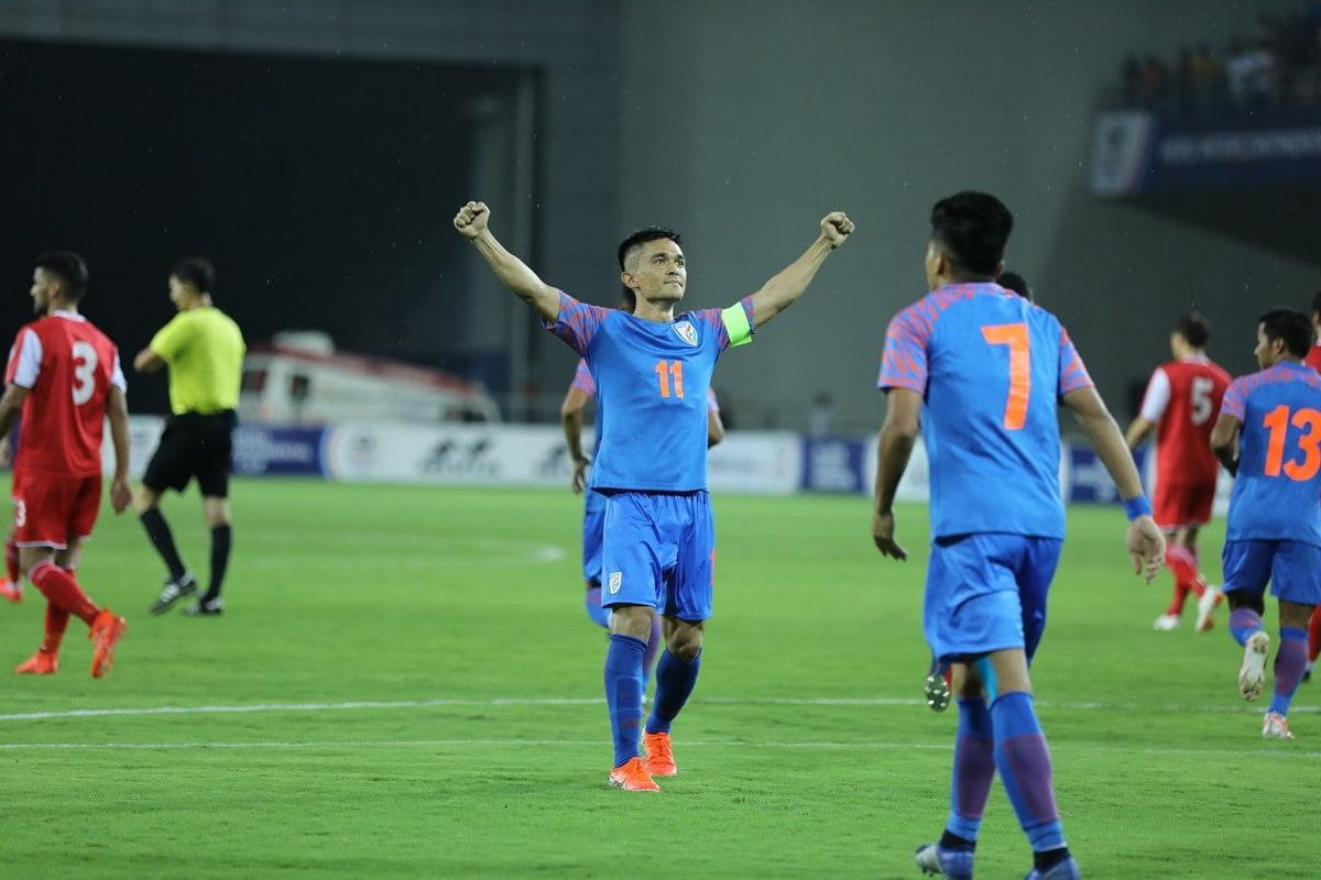 Sunil Chettri recently surpassed Argentine striker Lionel Messi to become the second highest active goal scorer