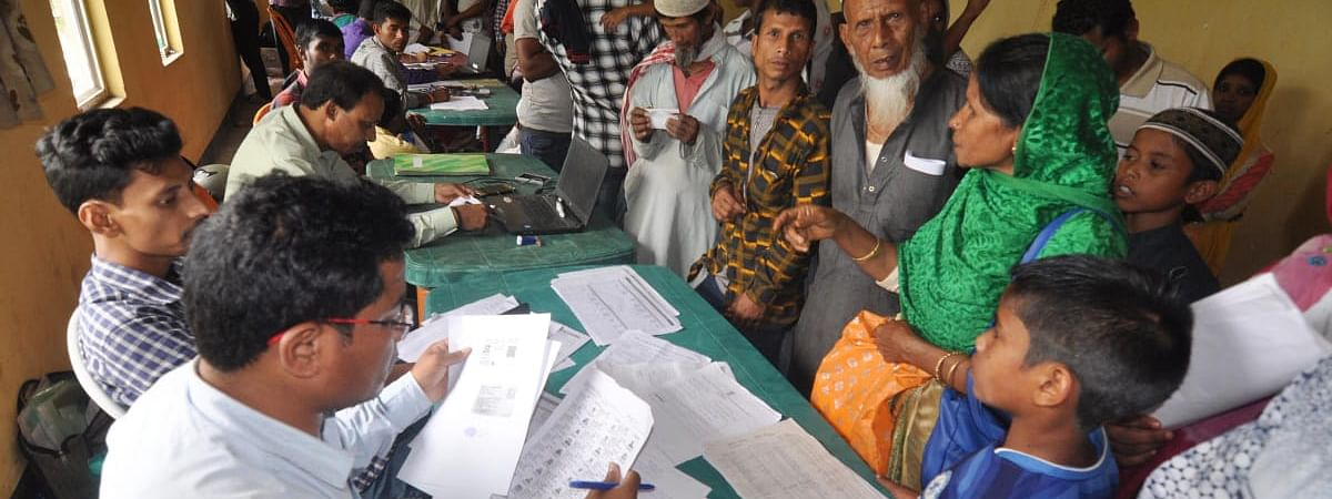 The National Register of Citizens (NRC) was published  Assam on August 31 this year