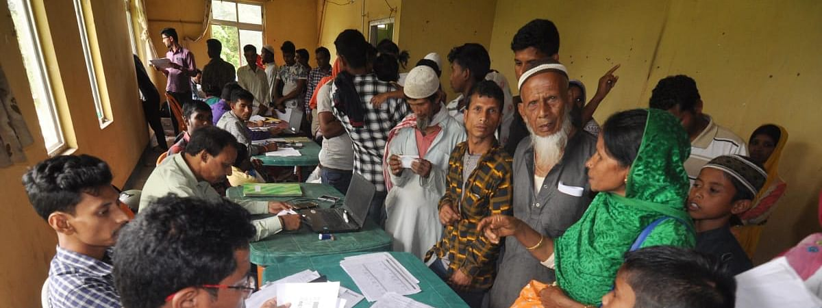 Additional 400 FTs approved by the Centre to Assam to tackle post-NRC cases