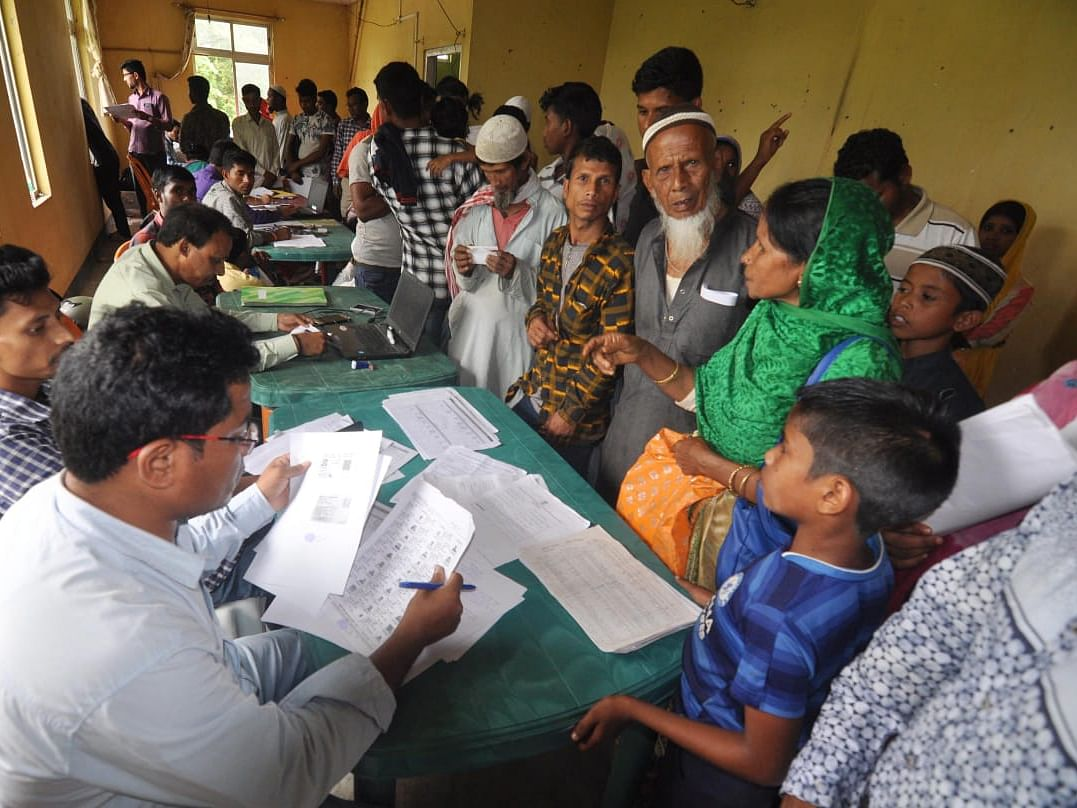 Post-NRC Assam: Proposals of detention camps, FTs await Centre nod